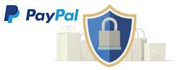 Plať přes PayPal!