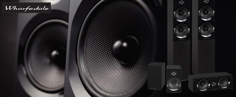 WHARFEDALE QUARTZ Q7/Q1/QC1 5.0 hangsugárzó szett