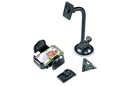 Hama univerzális autós tartó (MP3, mobiltelefon, PDA) (62409)