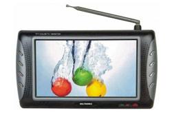 Seltronic T7040/T7036 hordozható LCD televízió