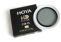 Hoya HD Cirkulár Polár 58mm szűrő