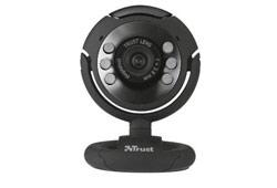 Trust 16429 Spotlight webkamera, čierna