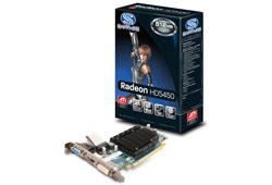 Sapphire HD5450 512MB DDR3 PCIe videokártya